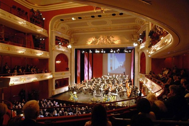 Государственный театр (Staatstheater)