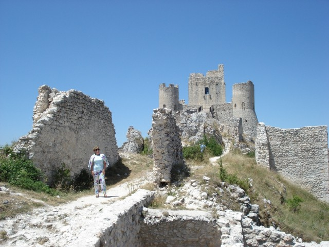 Крепость Калашо
