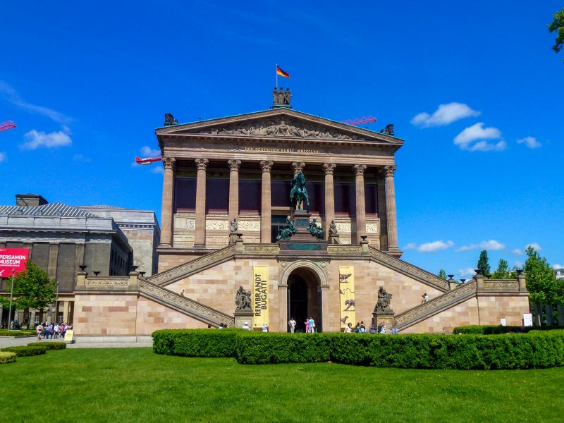 Старая национальная галерея (Alte Nationalgalerie)