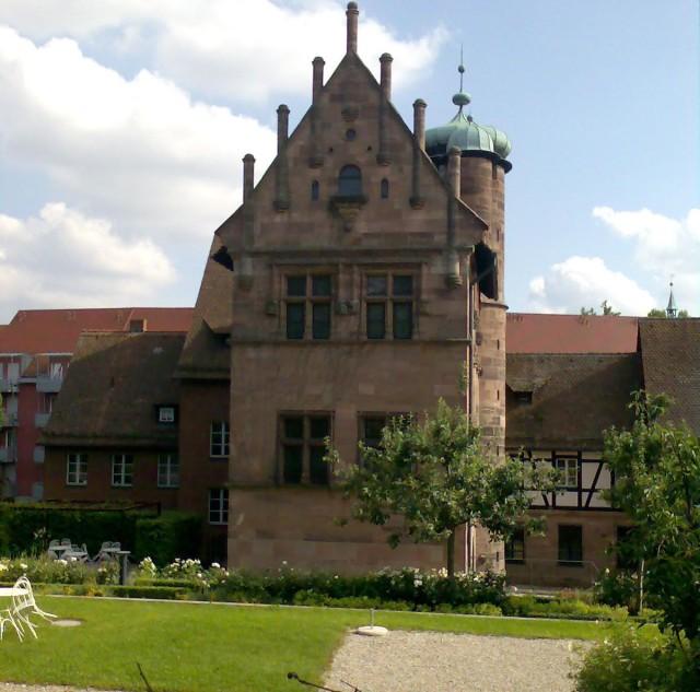 Замок Тухер (Tucherschloss)