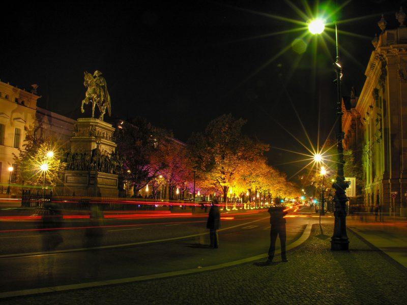 Конная статуя Фридриха Великого