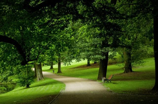 Парк Валланлаген (Wallanlagen Park)