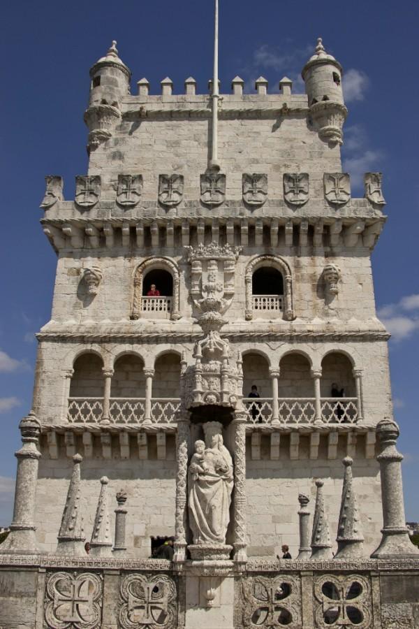 Башня района Белем