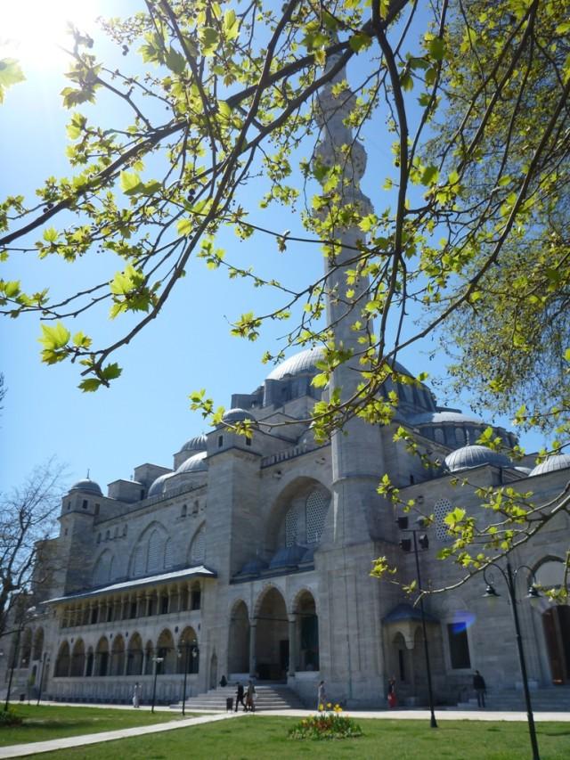 Сулеймание джами