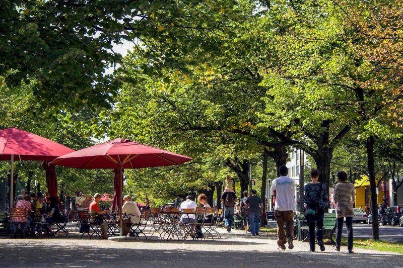 Бульвар «Под липами» (Unter den Linden)