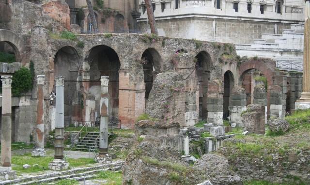 Серебряная базилика (Basilica Argentaria)