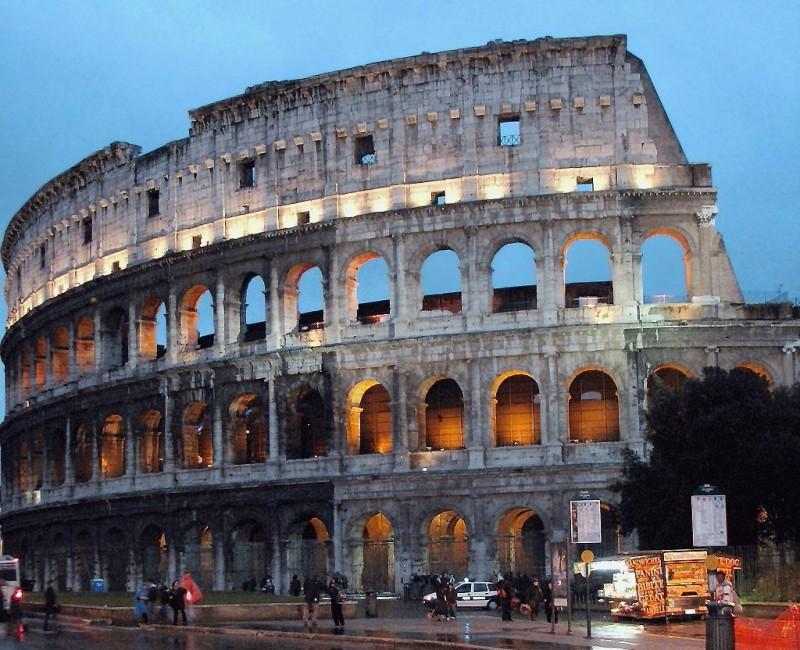 Колизей (Colosseo)