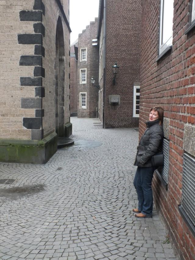 Старый город Дюссельдорф