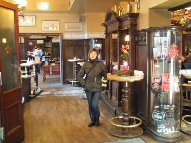 Ресторан петер Браухаус в Кельне