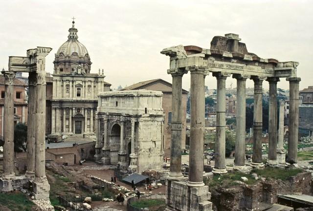 Римский Форум (Foro Romano)