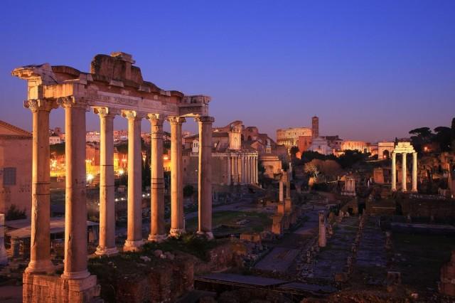 Римский Форум (итал. Foro Romano)