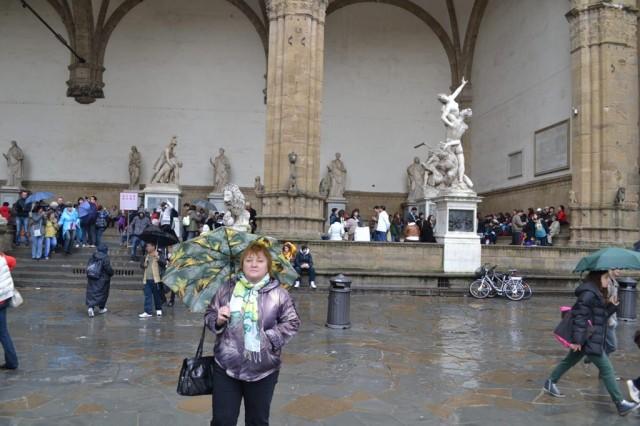 Дождливая Флоренция