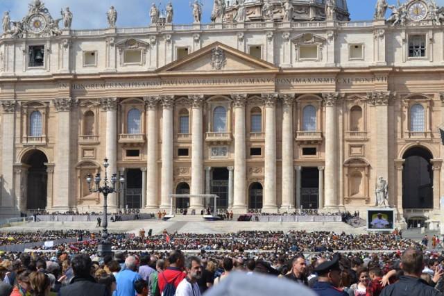 Служение Папы