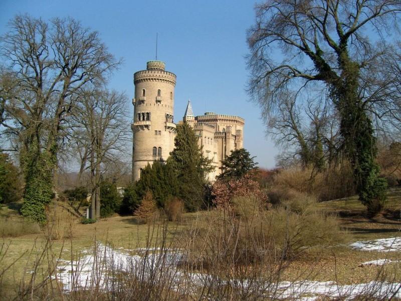 Парк Бабельсберг (Park Babelsberg)