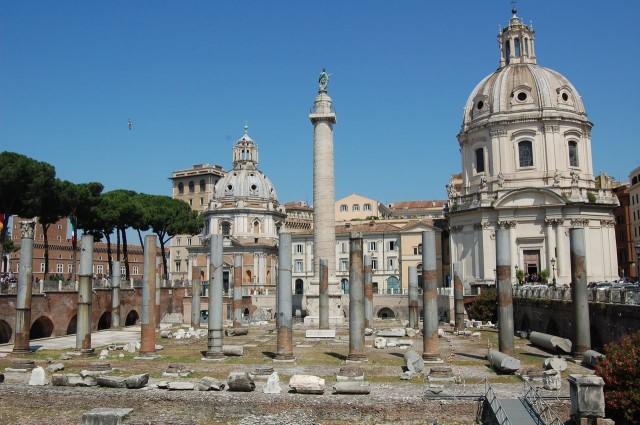Колонна Траяна (Colonna Traiana)