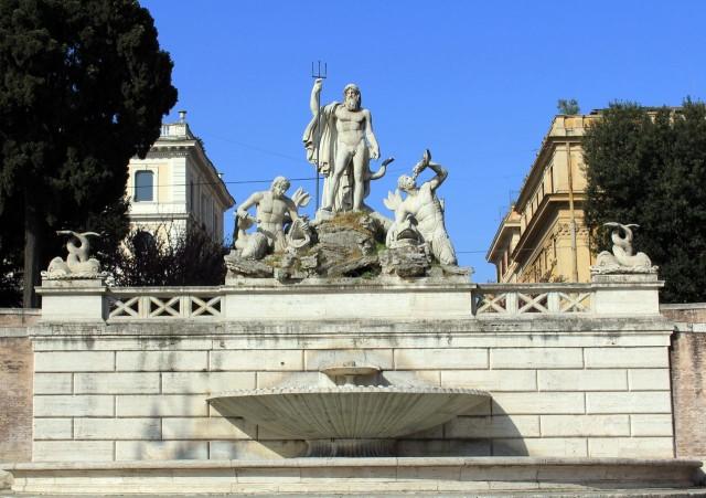 Фонтан Нептуна (Fontana del Nettuno)