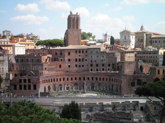 Рынок Траяна (Mercati di Traiano)