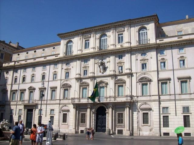 Дворец Памфили (Palazzo Pamphilj)