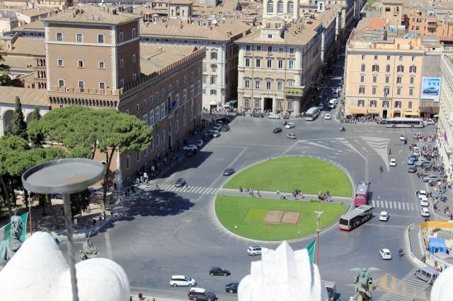 Площадь Венеции (Piazza Venezia)