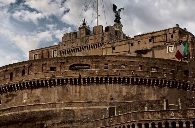 Замок Святого Ангела (Castel Sant' Angelo)