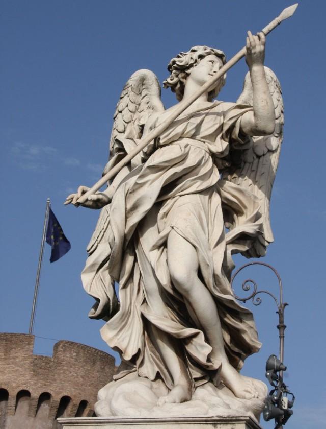 Мост Святых Ангелов (Ponte Sant'Angelo)