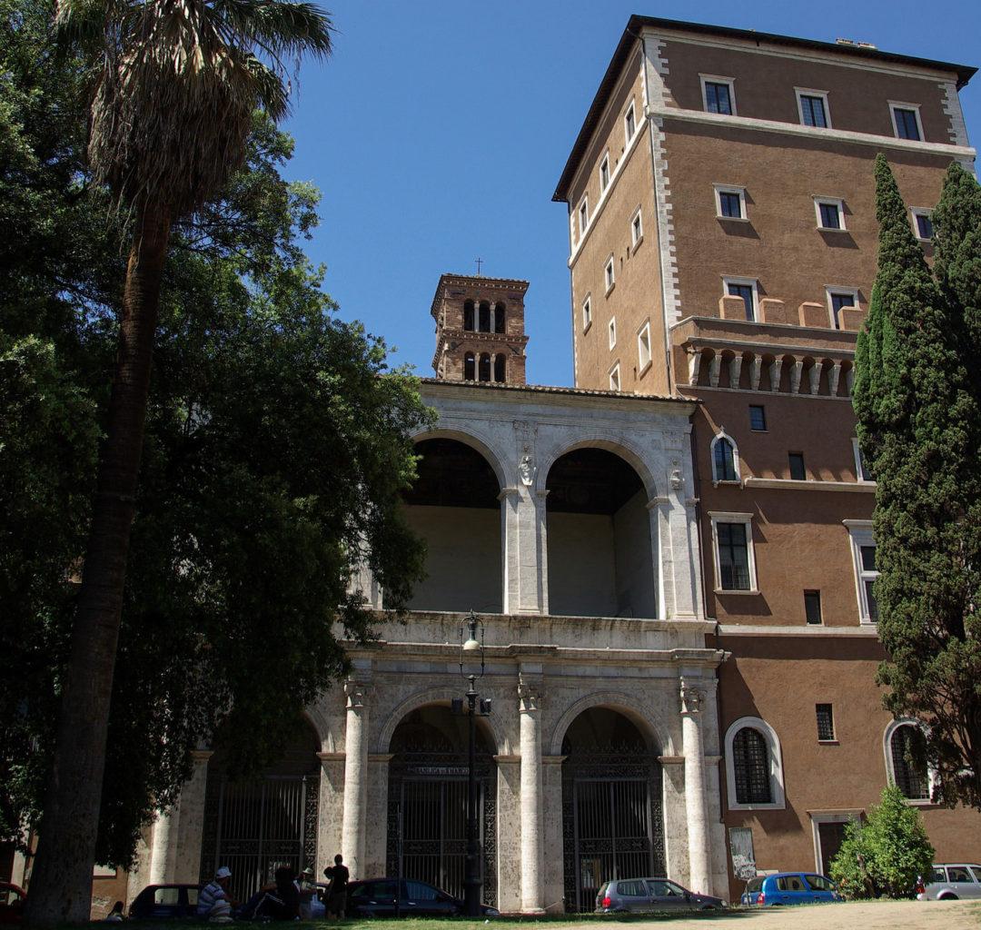 Базилика Сан-Марко (Basilica di San Marco Evangelista al Campidoglio)