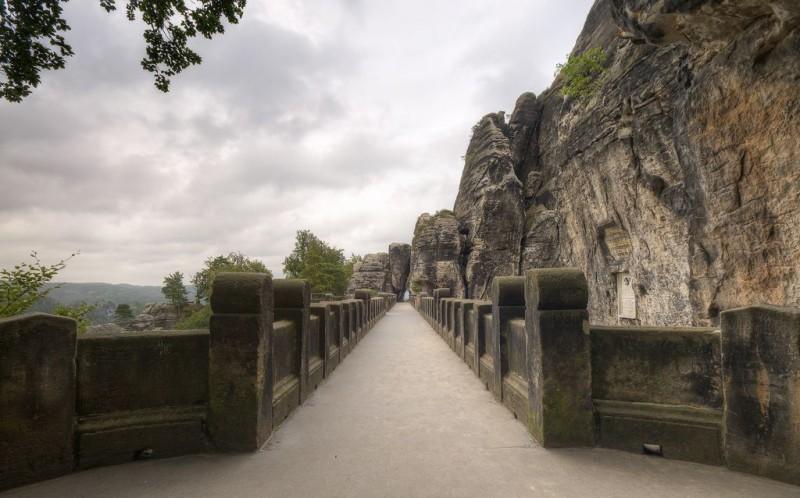 Бастайский мост (Basteibrücke)