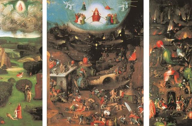 Иероним Босх «Страшный суд», 1504 г.