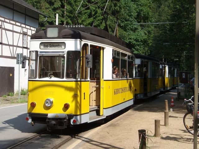 Кирничтальбан (Kirnitzschtalbahn)