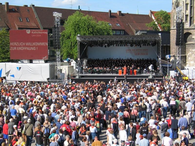 Соборная площадь - Мюнстерплац (Münsterplatz)