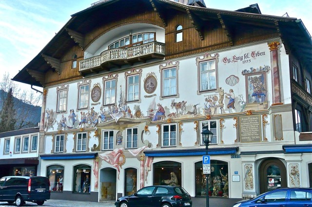 Обераммергау (Oberammergau)