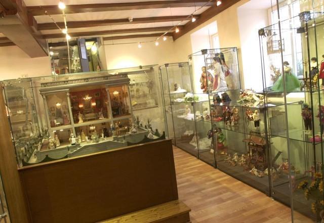 Музей кукол и игрушек (Puppen- und Spielzeugmuseum)