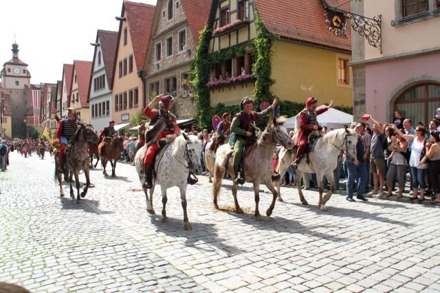 Фестиваль в Ротенбурге