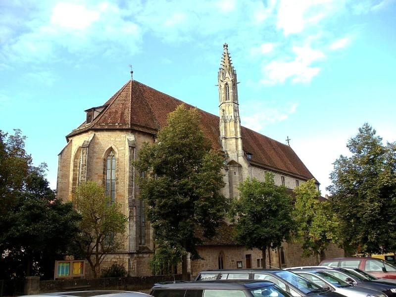 Францисканская церковь (Franziskanerkirche)
