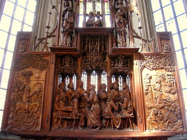 Алтарь церкви Святого Иакова