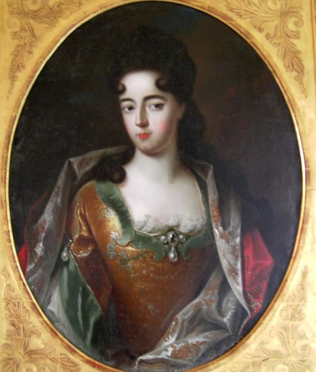 Графиня Анна Констанция Козель