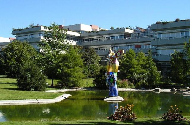Ульмский университет (Universität Ulm)