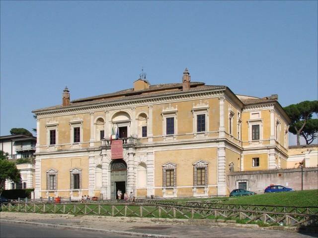 Вилла Джулия (Villa Giulia)