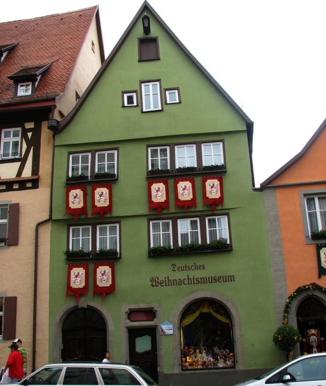 Музей немецкого Рождества (Deutsches Weihnachtsmuseum)