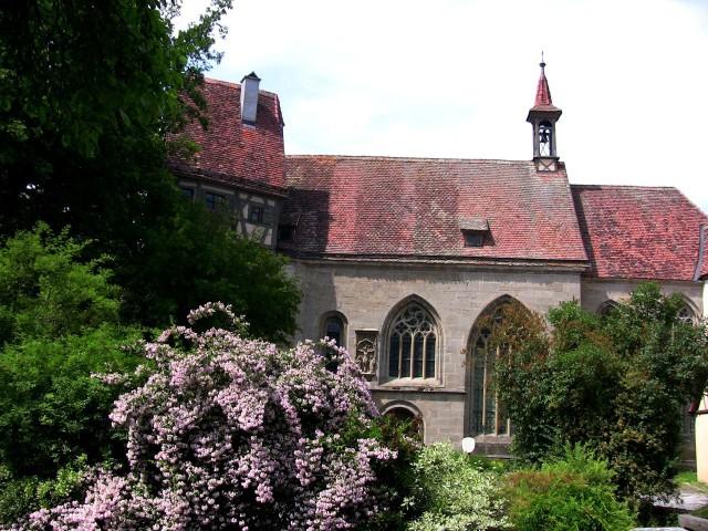 Церковь Святого Вольфганга (Wolfgangskirche)