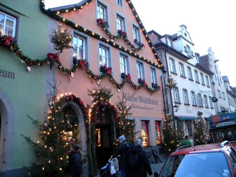 Магазин «Рождественская деревня»