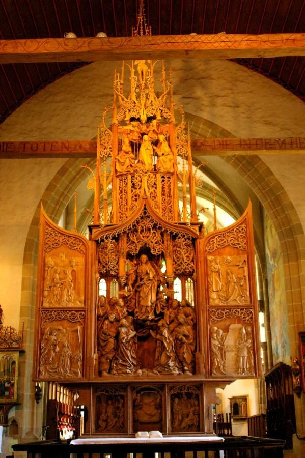 Алтарь Марии (Marienaltar)