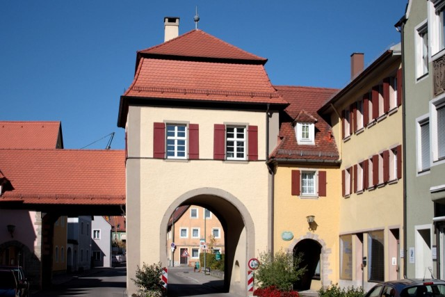 Фойхтванген (Feuchtwangen)