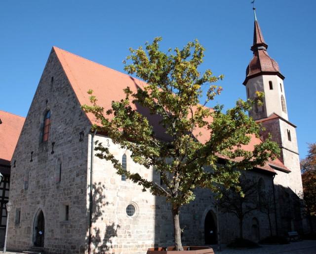Церковь St. Johannis  (фото  Olaf_S)