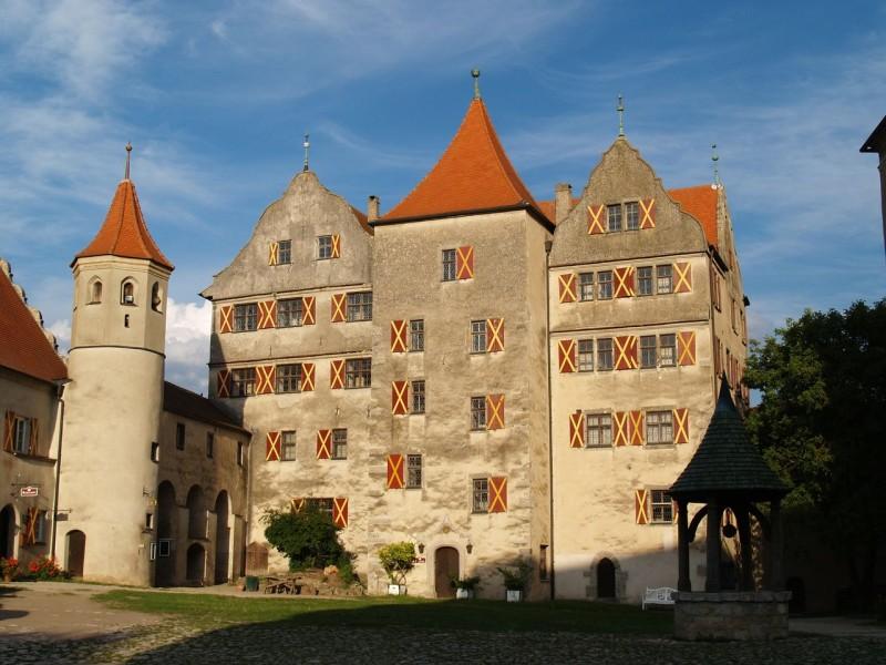 Харбургский замок (Schlöß Harburg)