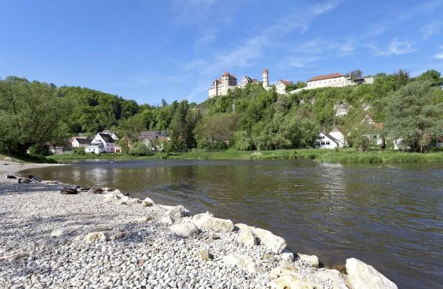Харбургский замок (Burg Harburg)