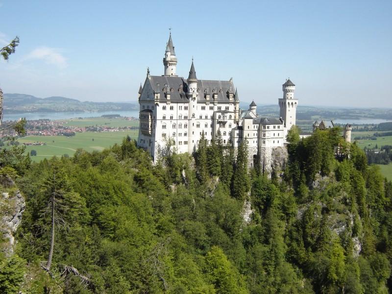 Замок Нойшванштайн (Schloß Neuschwanstein)