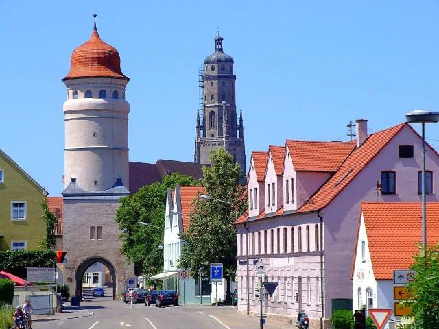 Нёрдлинген (Nördlingen)
