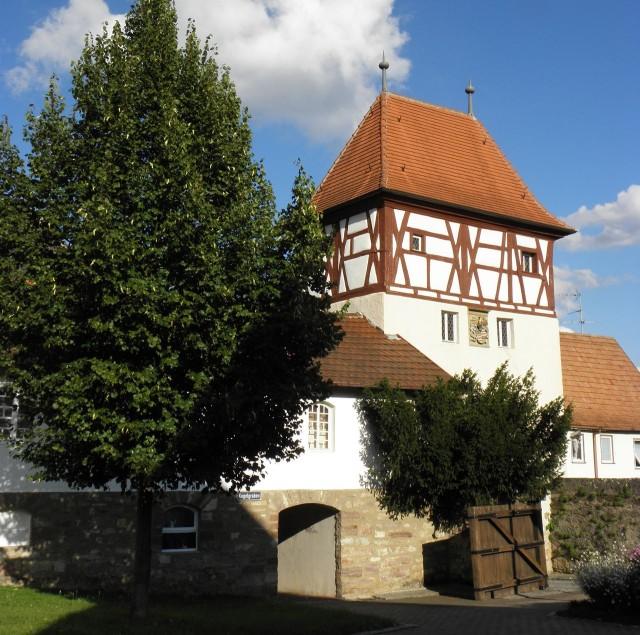 Верхние ворота (Oberes Tor)