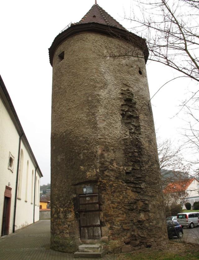 Пороховая башня (Pulverturm)